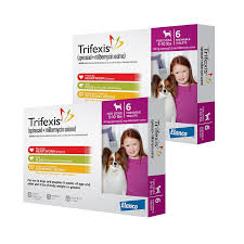 Trifexis For Dogs 5 10 Lbs 12 Month Supply Pink