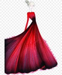 Model Dress Design Drawing Fashion Illustration Fashion Design Drawing Sketch Png