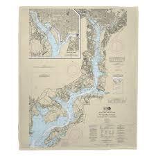 Potomac River Depth Chart Md Dc Potomac River Mattawoman Creek Md To Georgetown Dc