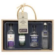 craft gin selection gift set
