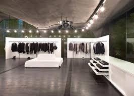 ... Contemporary Demeulemeester Shop Design with Distinctive Building  Construction7