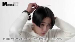 本誌3月号連動サロンスタッフのヘアセット講座2 Youtube