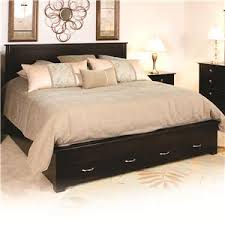 king bed with drawers.  Bed Danielu0027s Amish Cosmopolitan Queen Bed With 2 Footboard Drawers For King With W