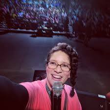 """Priscilla Austin on Twitter: """"I'm here with a small group of friends at  #LiveBibleStudy #ELCAyg2018 #ThisChangesEverything #luthernsnw… """""""