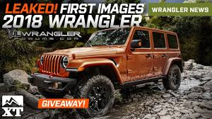 2018 jeep jl colors. wonderful 2018 2018 jeep wrangler jl leaked images u0026 news  extremeterrain giveaway  on jeep jl colors