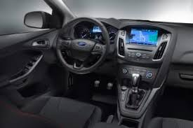 2015 ford focus black. refined driving experienceinterior 2015 ford focus black