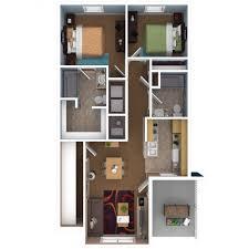 Small 2 Bedroom Floor Plans Small 2 Bedroom Apartment Floor Plans Ideas With Bedroom Ideas For