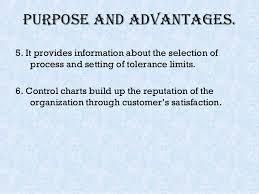 Purpose Of Chart Control Charts