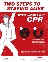 Cpr Saves Lives Cpr Training Staying Alive Heart Lungs