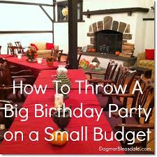 This is rather a serious date, so you should get prepared for sure! How To Throw A 50th Birthday Party On A Small Budget 50th Birthday Party Ideas For Men 50th Birthday Party 40th Birthday Parties