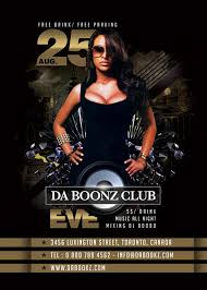 Club Flyer Templates Free N2n44 Graphic Design Urban Industrial Night Club Flyer