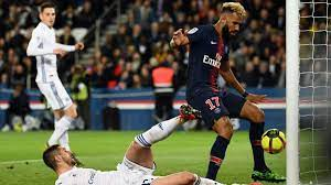 PSG's Choupo-Moting explains his incredible goalline miss - AS.com