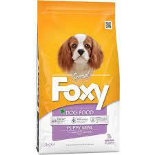 Foxy Küçük Irk Kuzu Etli ve Pirinçli Yavru Köpek Maması 3 kg Fiyatı