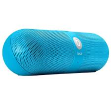 beats portable speakers. beats pill bluetooth portable speaker with nfc - bn-1 blue 1 speakers \