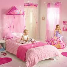 Little Girls Pink Bedroom Girls Canopy Bed Amazoncom Delta Children Girls Canopy For