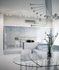 For Feature Wall In Living Room Alexander Lysak Visualization Mirrored Water Feature Wall