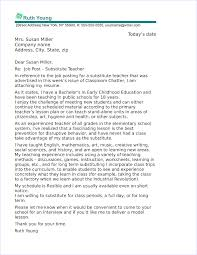 Example Teacher Cover Letters Music Teacher Cover Letter Sample
