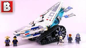 LEGO Ninjago Movie Ice Tank Set 70616 | Unbox Build Time Lapse Review -  YouTube