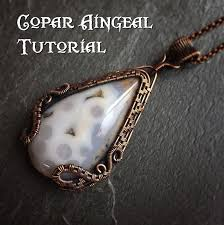 Wire Wrap Jewelry Patterns New Decorating Design