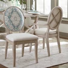 custom dining oval x back uph arm chair