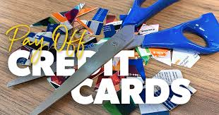 You're the deceased person's spouse and state law requires that you pay for the debt, like certain healthcare expenses paid for with a credit card. How To Pay Off Credit Card Debt Ramseysolutions Com