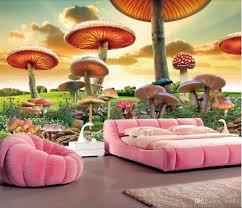 3d Mushroom Garden Live Wallpaper ...