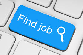 if you can t a job here are hacks to help you blue job button on white keyboard