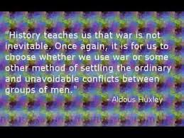 War And Peace Quotes Delectable My Top War Peace Quotes YouTube
