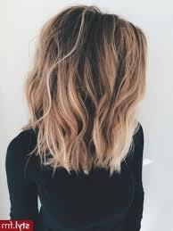 Image Coiffure Mi Long Cheveux Coupe De Cheveux Femme