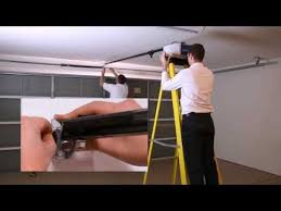 garage door installChamberlain Garage Door Opener Installation Videos  Chamberlain