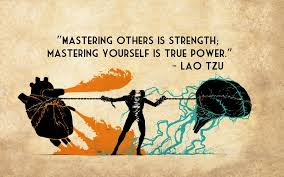 Brain Quotes Magnificent Mastering Strength True Power Lao Tzu Quotes Texts Brain Heart