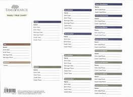 Family Tree Template Free Download Family Treelate For Word Or Excel Geneology Free Generations