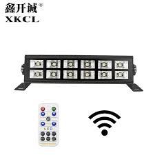 Black Light With Remote China Uv Light 12 3w Led Strobe Blacklight Remote Control