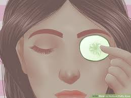 6 Ways to Reduce Puffy Eyes - wikiHow