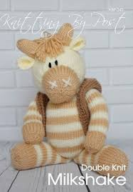 Maybe you would like to learn more about one of these? Milkshake The Cow Knitting Pattern Knitting By Post