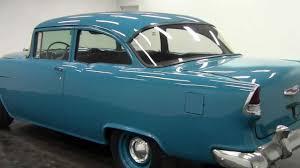 1955 Chevrolet 150 Utility Sedan - YouTube