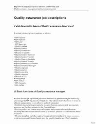 Quality Resume Examples Director Of Quality Resume Examples Best Of Quality Control Resume 21