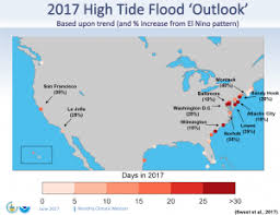 Tide Chart Lewes De 2017 According To Nasa 2018 Was The 4th Warmest Year In A