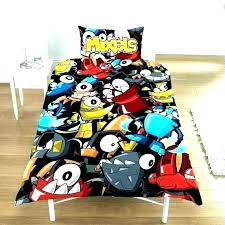 power rangers bedroom sets bedding ranger comforter duvet cover single charge twin full 5 themed