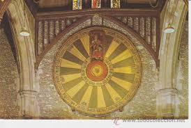 winchester king arthur s round table postales postales extranjero europa
