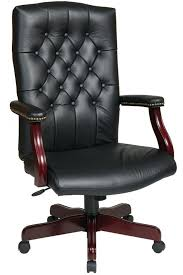 tufted leather executive office chair. Tufted Leather Executive Office Chair F