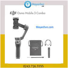 Tay Cầm Gimbal Chống Rung Điện Thoại DJI Osmo Mobile 3 - Bảo Hành 12 Tháng    Gimbal