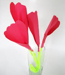 Paper Crafted Flowers 5 Paper Flowers Crafts For Mothers Day That Wont Die