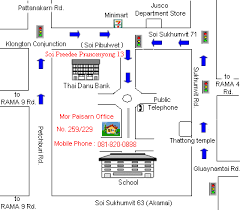 Office Map Office Map Paisarn Com