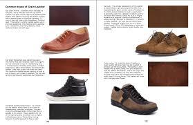 shoe design book shoemaking shoe materials list