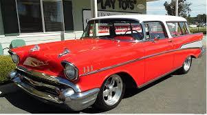 1957 Chevrolet Bel-Air Nomad Wagon