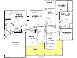 4 bedroom ranch house plans. 4 Bedroom Ranch Style House Plans R55 About Remodel Wonderful Inspiration With M