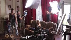 lighting sets. A Film Unit Sets The Lighting On Set Of Stock Video Footage -  Videoblocks