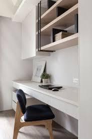 elegant design home office. Elegant Design Workspace With Smart Shelves Home Office F