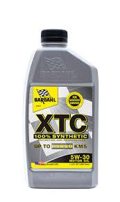 xtc 100 synthetic 5w 30 motor oil